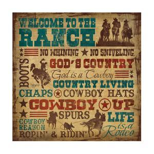 Welcome to the Ranch by Shawnda Craig