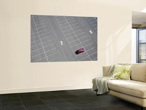 Arial of Parked Car by Shayne Hill