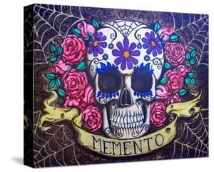 Memento Flowers by Shayne of the Dead