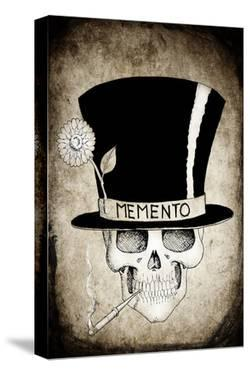 Memento Top Hat by Shayne of the Dead