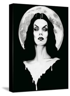 Vampira Dark Goddess of Horror by Shayne of the Dead