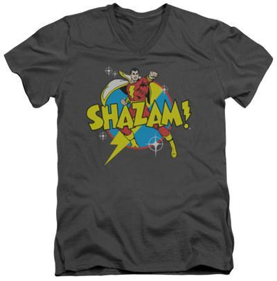 Shazam! - Power Bolt V-Neck