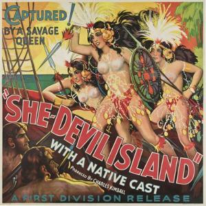 She-Devil Island
