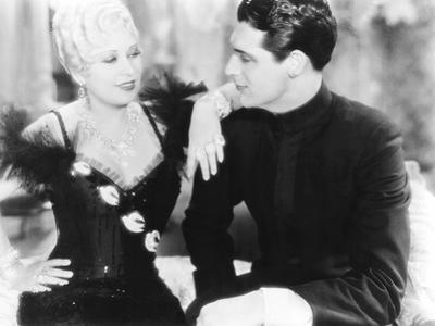 She Done Him Wrong, from Left: Mae West, Cary Grant, 1933