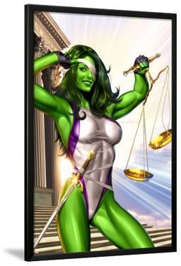 She-Hulk No.1 Cover: She-Hulk