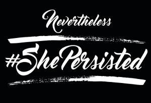 She Persisted - Noir