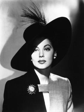 She Went to the Races, Ava Gardner, 1945