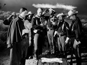 She Wore A Yellow Ribbon, Ben Johnson, John Wayne, 1949