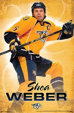 Shea Weber Nashville Predators