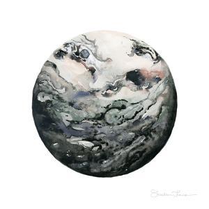 Dark Geode by Shealeen Louise