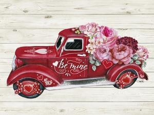 Be Mine Ltd Old Truck Collection by Sheena Pike Art And Illustration