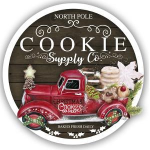 Cookie Supply Co Sign by Sheena Pike Art And Illustration