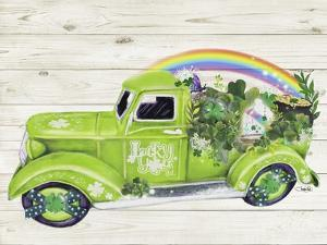Lucky You Ltd Old Truck Collection by Sheena Pike Art And Illustration