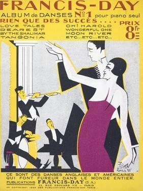 Sheet Music Album of American Dance Music