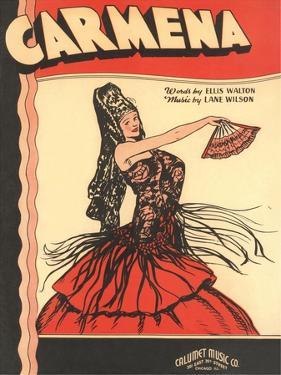 Sheet Music for Carmen