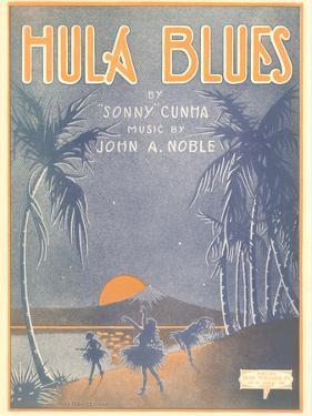 Sheet Music for Hula Blues
