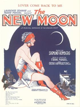Sheet Music for the New Moon