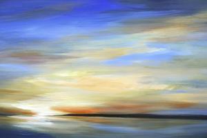 April Sky II by Sheila Finch