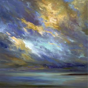 Coastal Clouds #30 by Sheila Finch