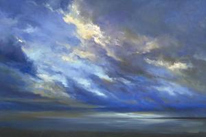 Coastal Sky #2 by Sheila Finch