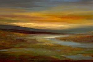 Evening Sky by Sheila Finch