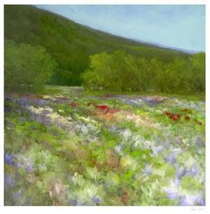 Flowers of Half Moon Bay II by Sheila Finch