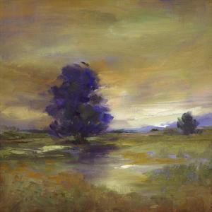 Purple Tree by Sheila Finch