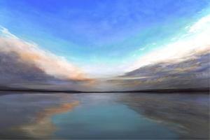 Salt Flats III by Sheila Finch