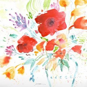 Bright Bouquet by Sheila Golden