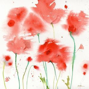 Poppy Reds by Sheila Golden