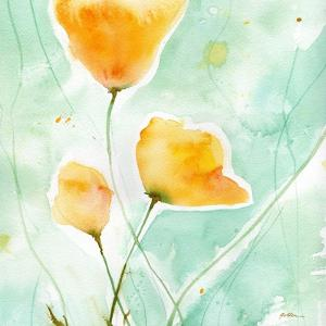 Precious Poppies by Sheila Golden