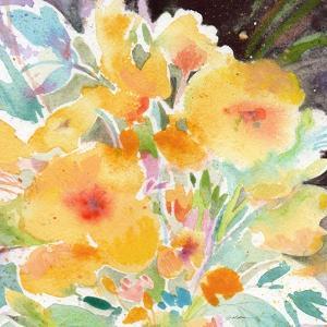 Yellow Bouquet by Sheila Golden