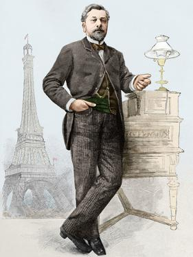 Alexandre Gustave Eiffel (1832-1923), Engineer by Sheila Terry