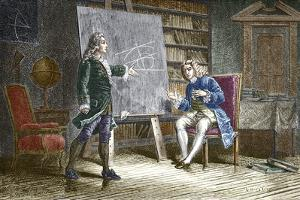 Bernoulli Brothers, Swiss Mathematicians by Sheila Terry