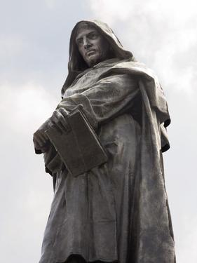 Giordano Bruno, Italian Philosopher by Sheila Terry