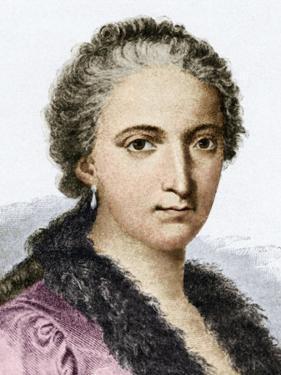 Maria Agnesi, Italian Mathematician by Sheila Terry
