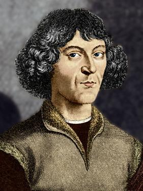 Nicolaus Copernicus, Polish Astronomer by Sheila Terry