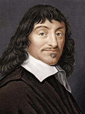 Rene Descartes, French Mathematician by Sheila Terry