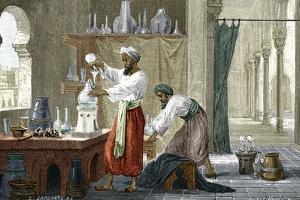 Rhazes, Islamic Scholar by Sheila Terry