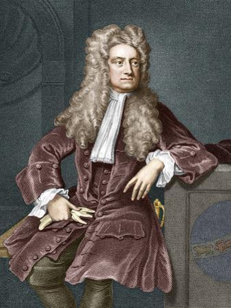 Sir Isaac Newton, British Physicist