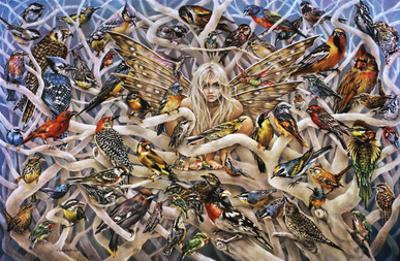 Sheila Wolk Call of the Wild Art Print Poster