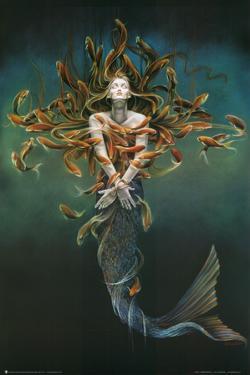 Sheila Wolk Metamorphosis Art Print Poster