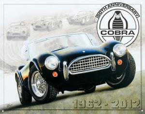 Shelby Cobra 50th Anniversary1962-2012