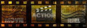 Action Movie by Sheldon Lewis
