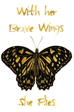 Brave Wings by Sheldon Lewis