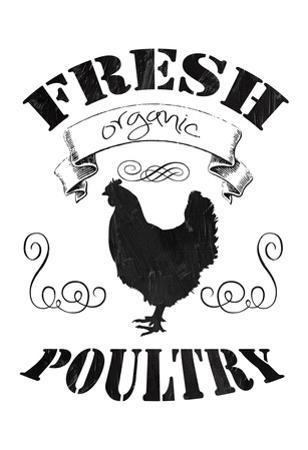 Fresh Organic Poultry by Sheldon Lewis