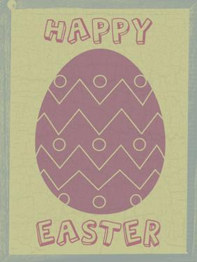 Happy Easter Egg by Sheldon Lewis
