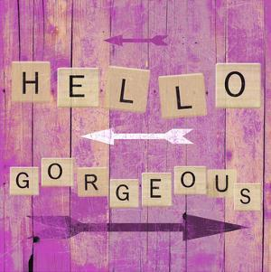 Hello Gorgeous by Sheldon Lewis