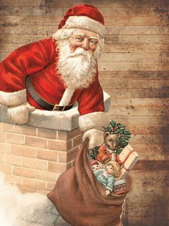 Hurry Down The Chimney by Sheldon Lewis