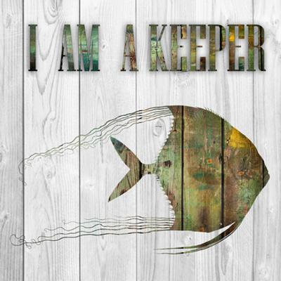 I Am A Keeper by Sheldon Lewis